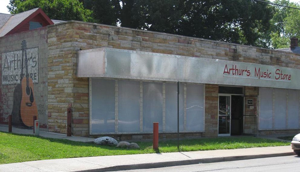 Arthur's Music Store in Indianapolis, IN