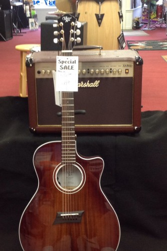 Greenfield Music and Amps | Michael Kelly Guitar Co