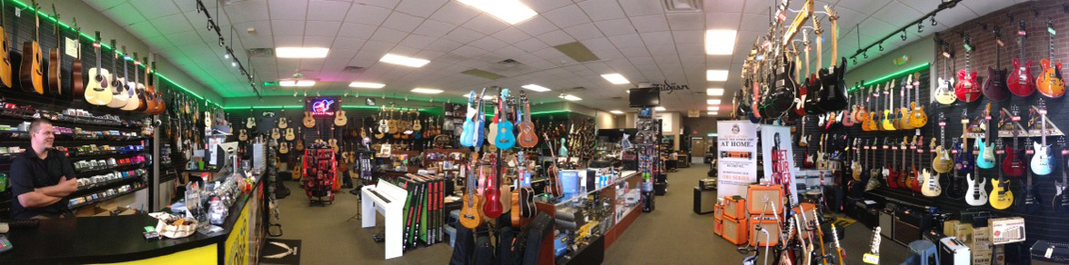 Draisen Edwards Music Center: Michael Kelly guitars, electric guitars, acoustic guitars, guitar accessories, amps, ukuleles, strings, vintage, and a wide variety of other instruments.