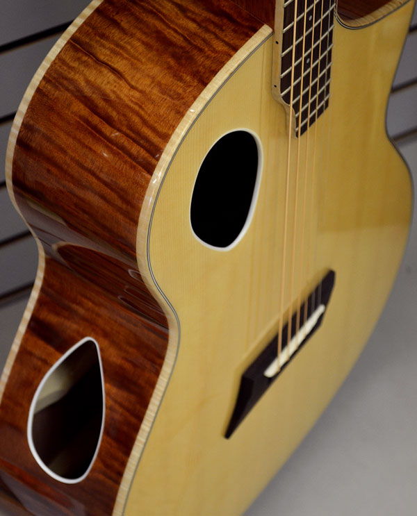 Michael Kelly Port acoustic guitar at King Music Inc