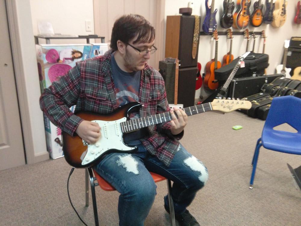 Robert Putt Studios | Michael Kelly Guitar Co
