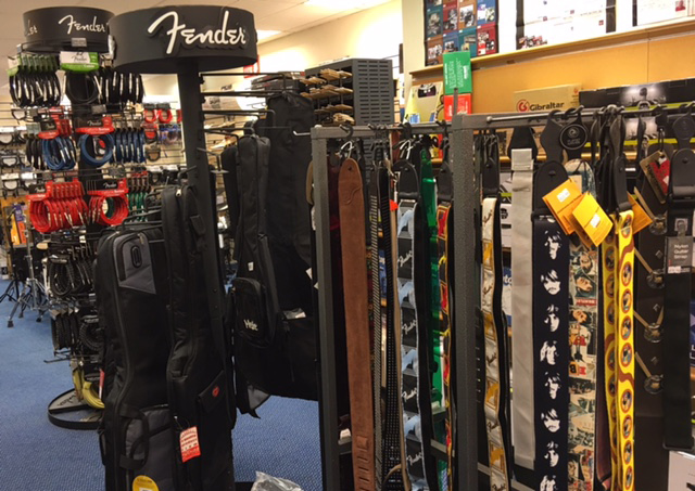RST Music Ltd guitar straps