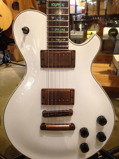Michael Kelly Patriot vintage electric guitar at Warren's Music