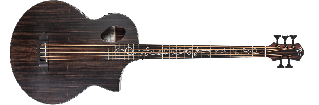 New guitars for NAMM 2016 - Dragonfly 5 Port Java Ebony