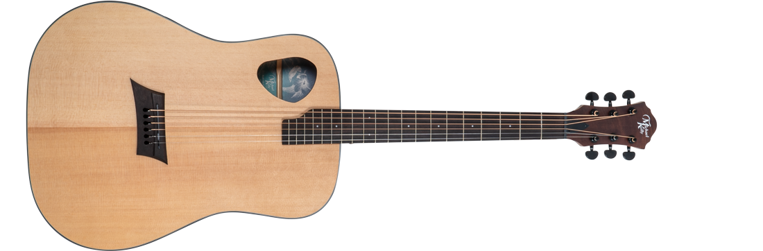New guitars for NAMM 2016 - Prelude Port D