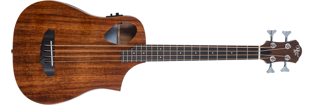 New guitars for NAMM 2016 - Sojourn Port Acoustic Travel Bass