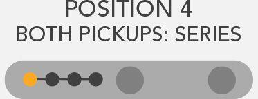 both pickups series