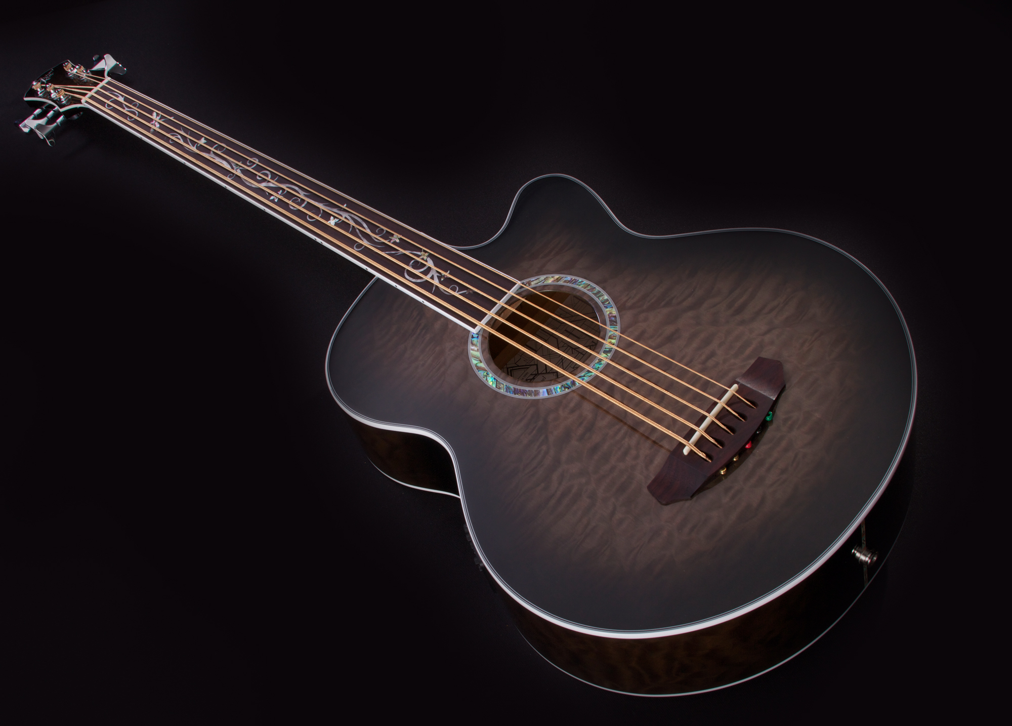 Dragonfly Fretless 5