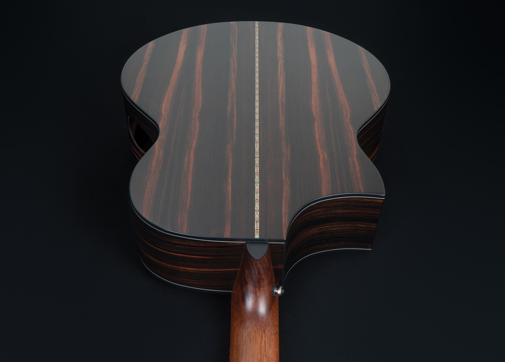 Dragonfly 4 Port Java Ebony