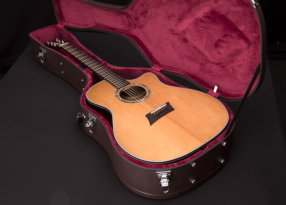 GA Acoustic Guitar Case