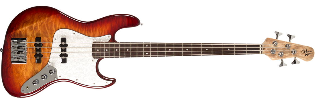 element 4q electric bass guitar by michael kelly michael kellyelement 4q electric bass guitar by michael kelly michael kelly guitar co