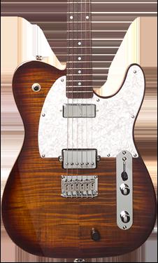hybrid guitars michael kelly guitar co