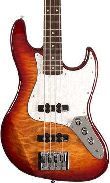 Electric Basses | Michael Kelly Guitar Co